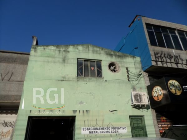 Pavilhão Navegantes Porto Alegre